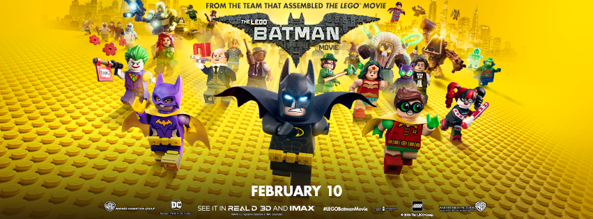 must watch movies of 2017 - The LEGO Batman Movie