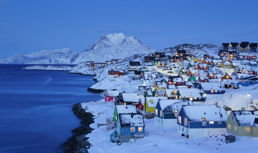 Coldest places on Earth - Eismitte (Greenland)