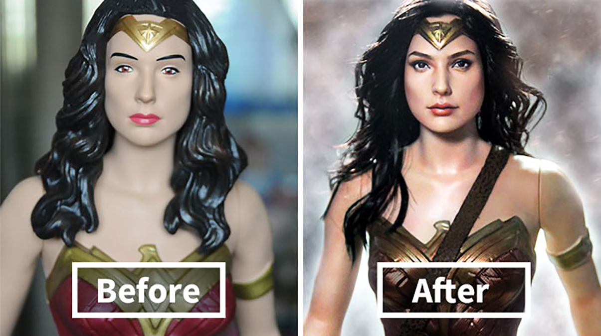 Gal Gadot - Wonder woman doll