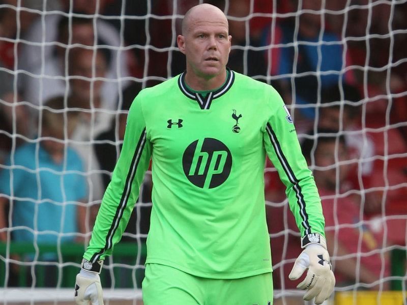 Top Football players from USA - Brad Friedel