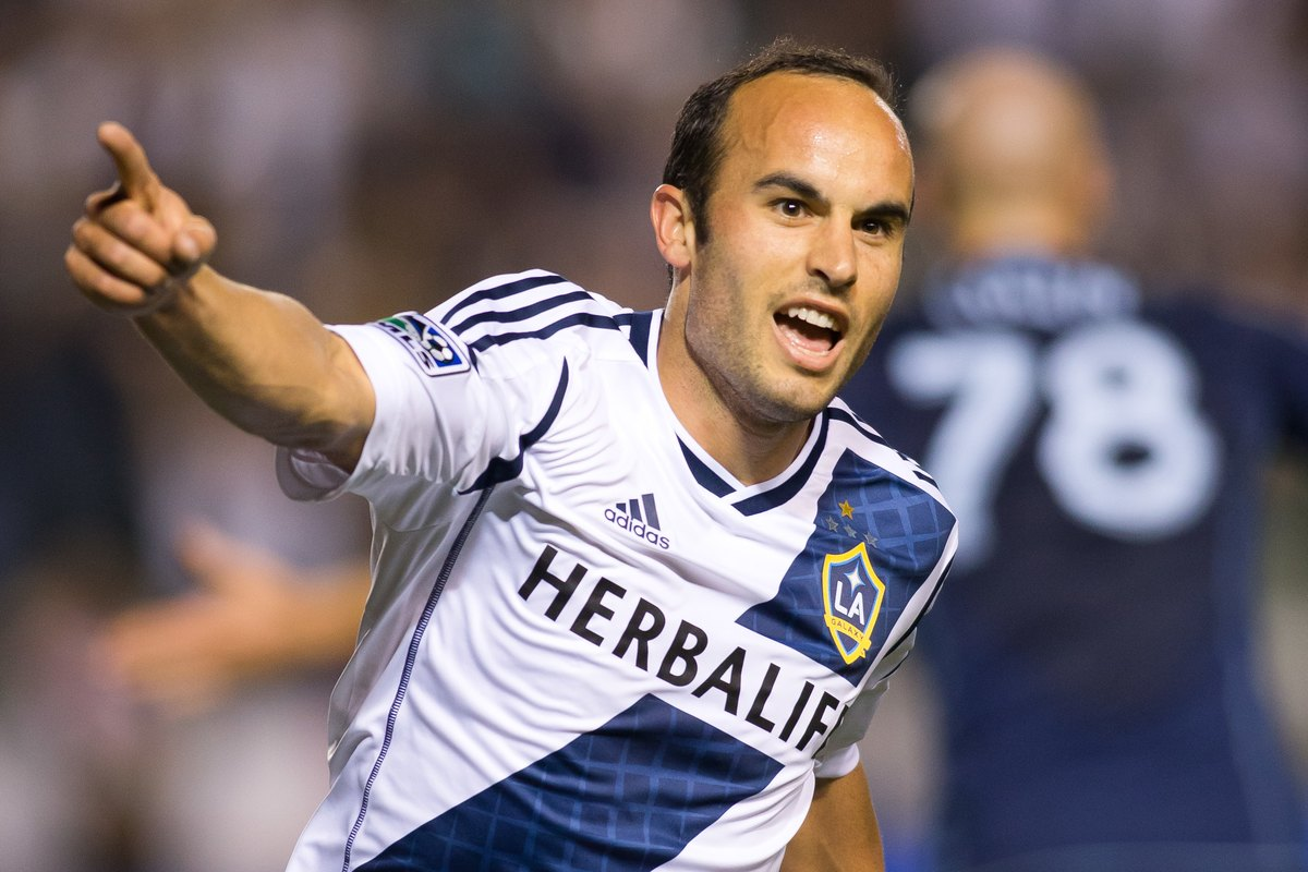 Top Football players from USA - Landon Donovan