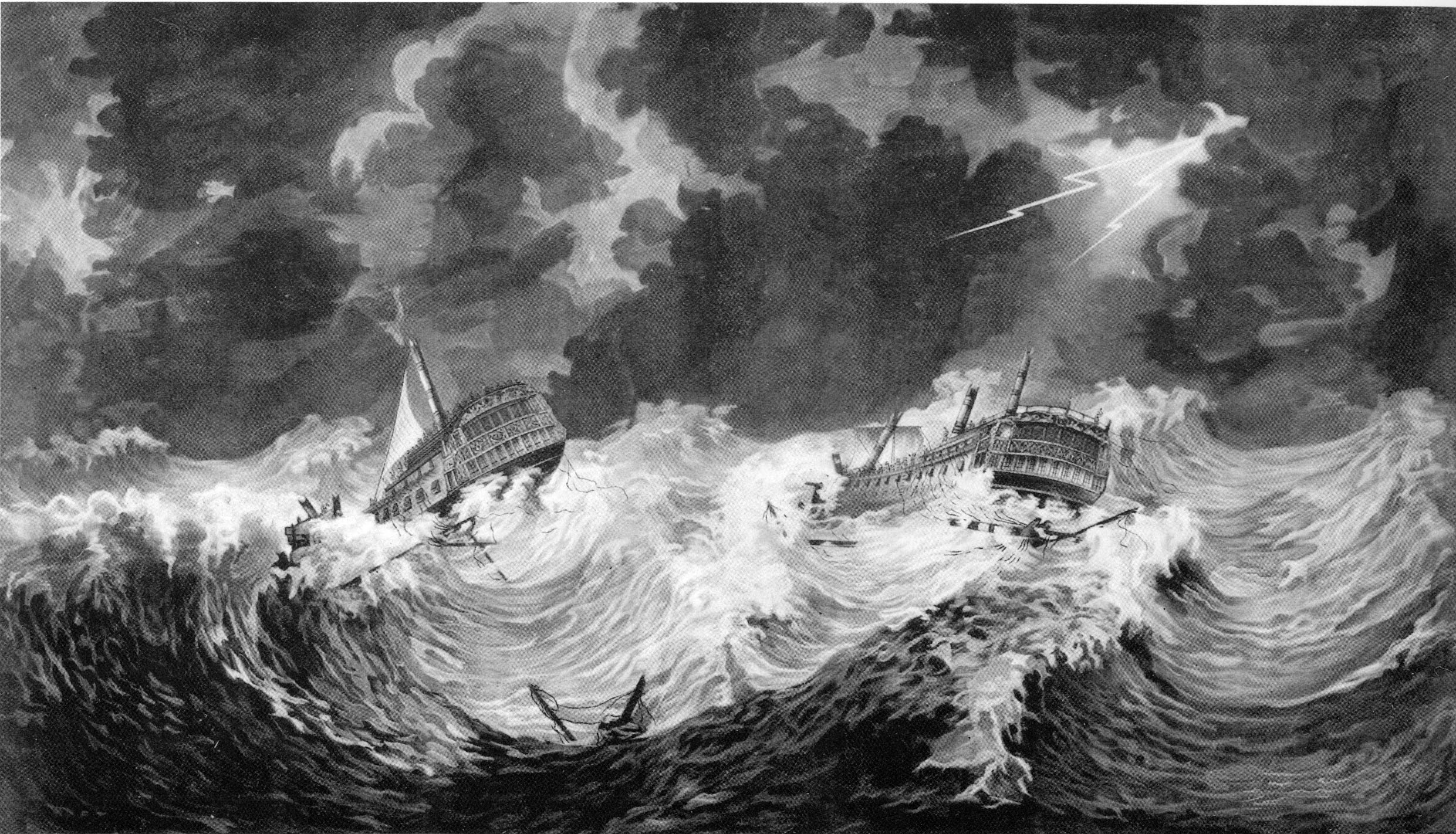 Worst hurricanes - Great Hurricane of 1780