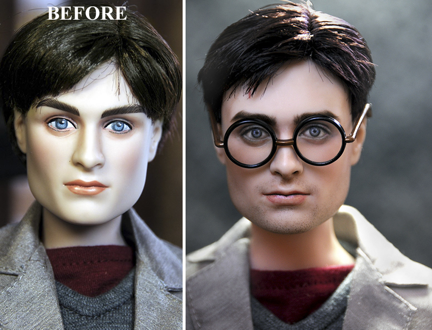 harry potter doll