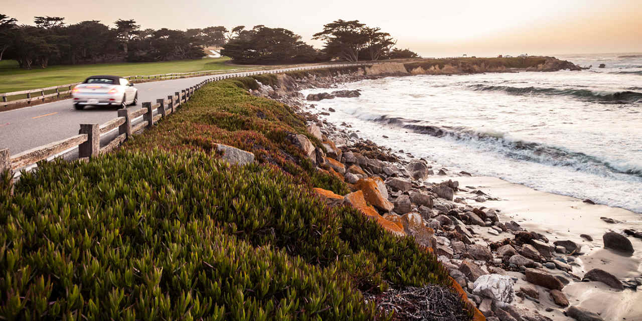 17- Mile Drive, California