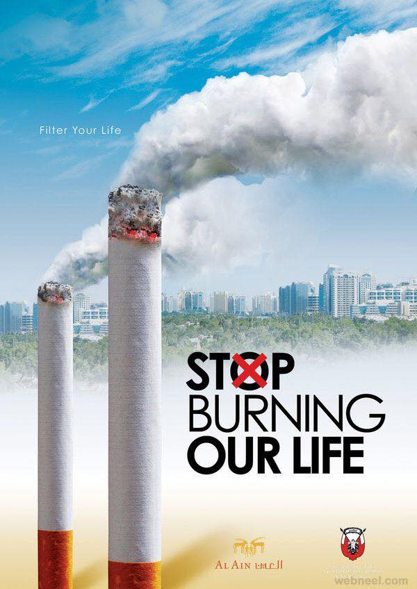 Brilliant No Smoking Campaigns