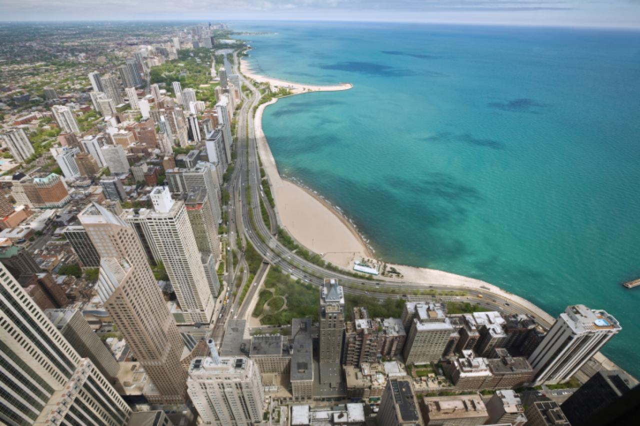 Lake Shore Drive, Chicago