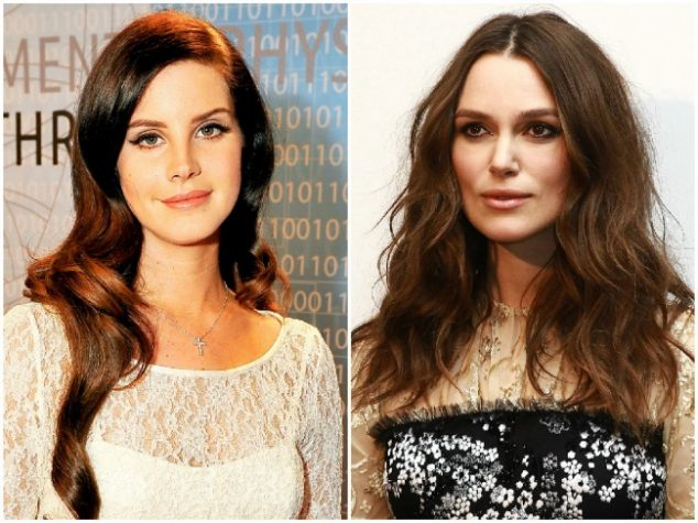 Lana Del Rey and Keira Knightley — 31 years old