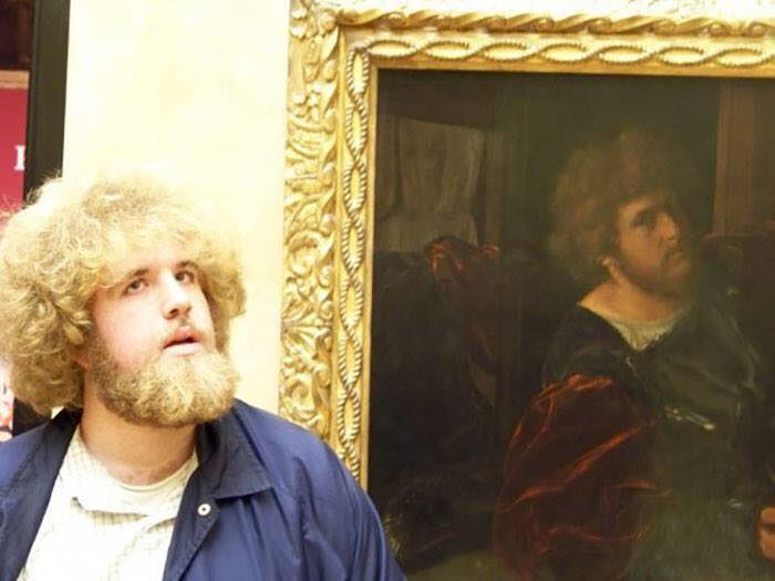 People Who Met Their Doppelganger In Art (9)