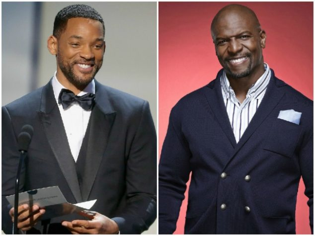 Will Smith and Terry Crews — 48 years old