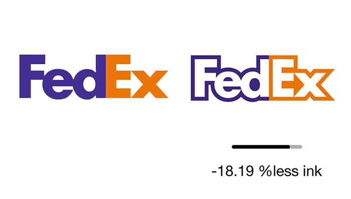 famous logos redone