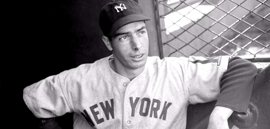 Top 5 New York Yankees Players - Joe DiMaggio