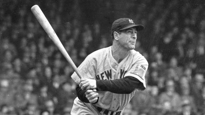 Top 5 New York Yankees Players - Lou Gehrig