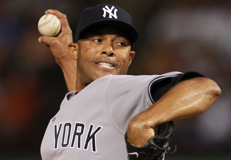 Top 5 New York Yankees Players - Mariano Rivera