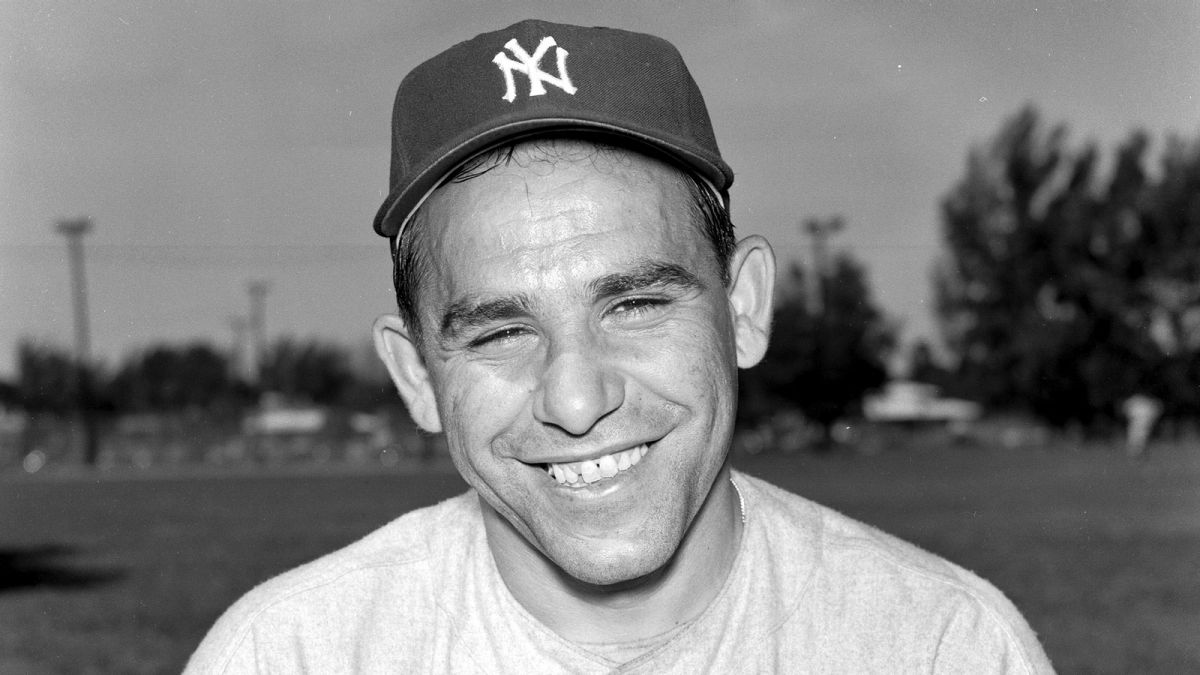 Top 5 New York Yankees Players - Yogi Berra